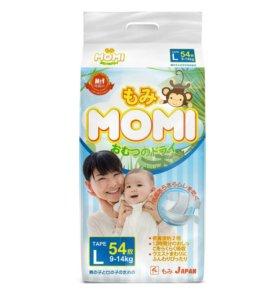 Подгузники Momi L (9-14)