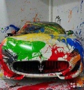 Ремонт и покраска авто.