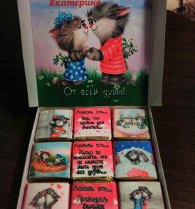 Шоколадные наборы (конфеты) к любому празднику