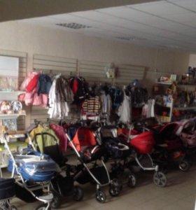 Распродажа остатков детский вещей и товаров
