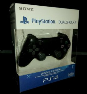 DualShock 4 геймпад PlayStation 4 Новый