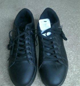 Мужские ботинки (новые,не подошли по размеру )