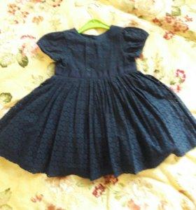 Платье кружевное для девочки
