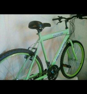 Велосипед Gima, можно обмен на ноут