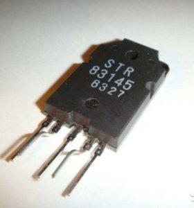 Микросхема управления питанием STR83145