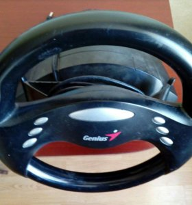 Руль Genius Vibration speed wheel 3