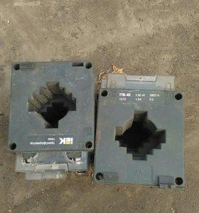 Трансформатор тока ТТИ-40 IEK