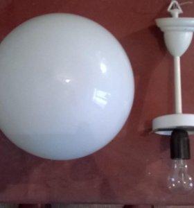 Светильник- шар