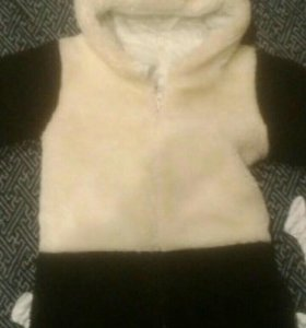 Комбинезон панда р-р 80