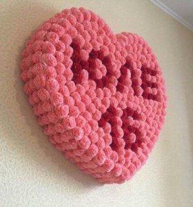 Объемное сердце
