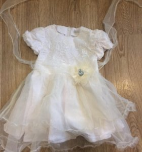 Платье на девочку, 86см