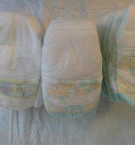 Подгузники памперс 31 шт