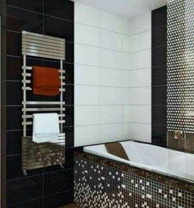 Отделка ванных комнат и сан узлов