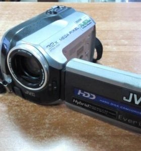 Видеокамера JVC Everio GZ-MG150
