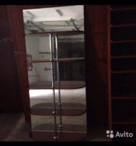 Мебель для алкогольного магазина