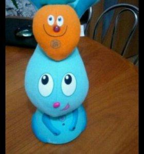 Интерактивная игрушка кролик Барни