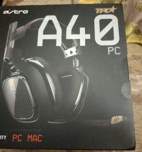 Профессиональные игровые наушники Astro A40