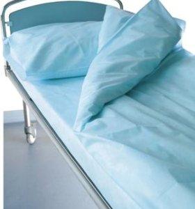 Одноразовое постельное белье комплект