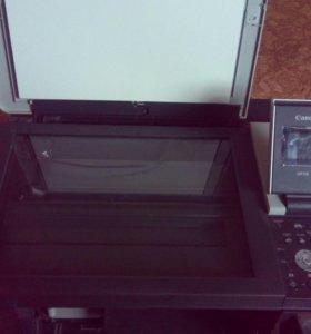 Принтер цветной canon mp510