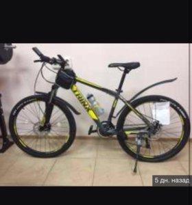 Велосипед Trinx 19 рама алюминиевый