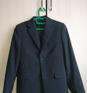 Пиджак детский(форма школьная)