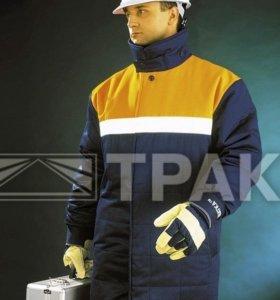 Куртка рабочая утепленная МАСТАК