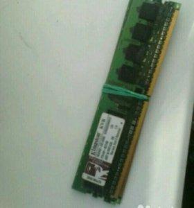 Оперативная память DDR 2 kingston 512mb