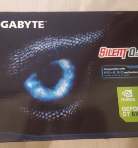 Видеокарта GeForce gt610