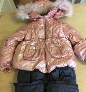 Зимний костюм Pulka