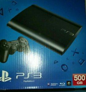 Игровая приставка сони PS 3