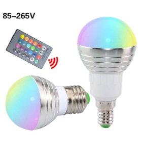 Светодиодная Лампочка LED