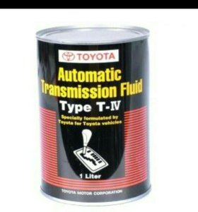 Automatic transmission Fluid , Type T-4.