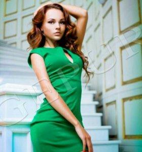 Новое платье Гепюр