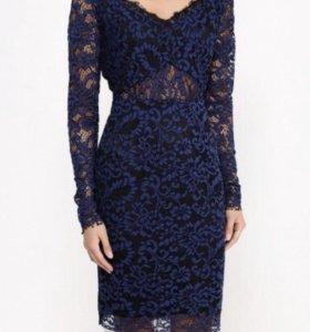 Платье, кружевное!