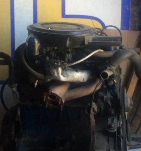 Двигатель ваз 06
