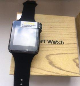 Умные смарт часы, smart watch
