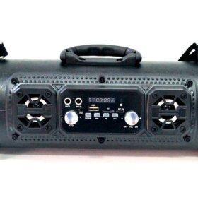 Колонка с USB+SD+радио+Bluetooth