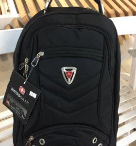 Рюкзак новый swissgear