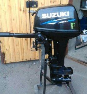 Лодочный мотор Suzuki dt15as