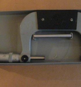 Микрометр 75х100