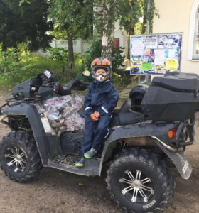 Квадроцикл сф мото х8