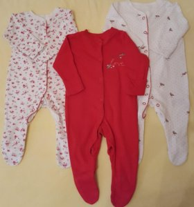 слипы mothercare up to 3 мес