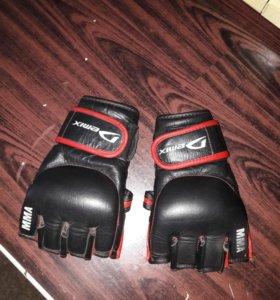 Перчатки бокс + бинты