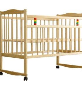 Кровать-качалка «Промтекс»