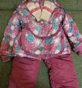 Куртка+штаники
