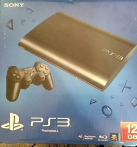 Sony PS 3. GB 12