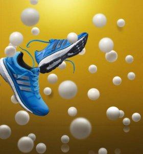 Кроссовки adidas energy boost (новые)