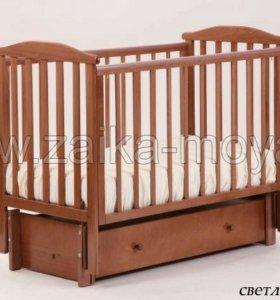 Кроватка детская Кубаньслесстрой( Лель)