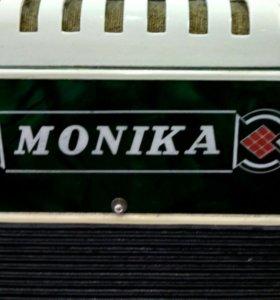 "Редкий немецкий баян ""MONIKA"""