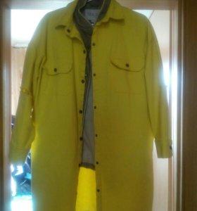 Джинсовая куртка 54-56